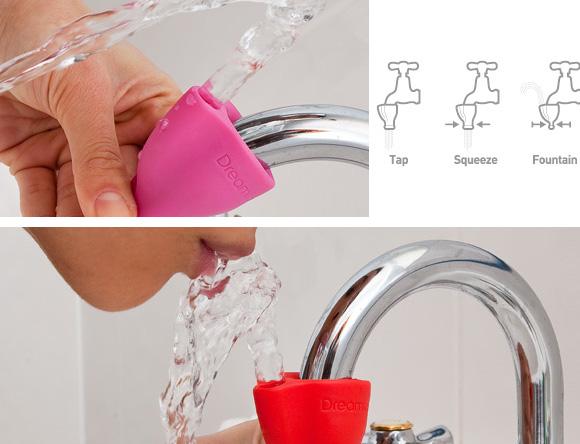 Tapi - Personal Water Fountain by Dreamfarm