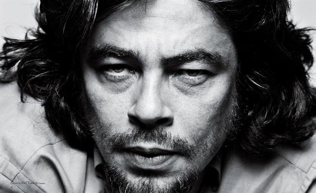Benicio Del Toro by Lamsweerde & Matadin