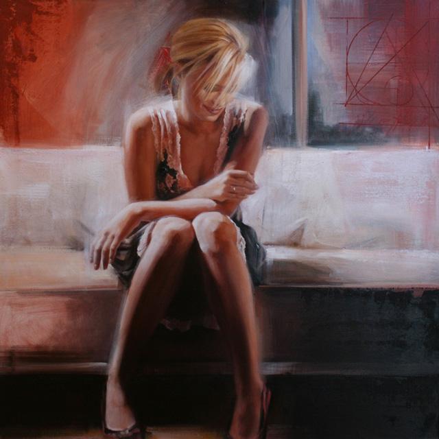 Paintings by Talantbek Chekirov