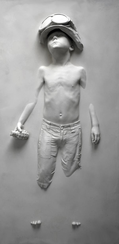 Boy Soldier by Schoony