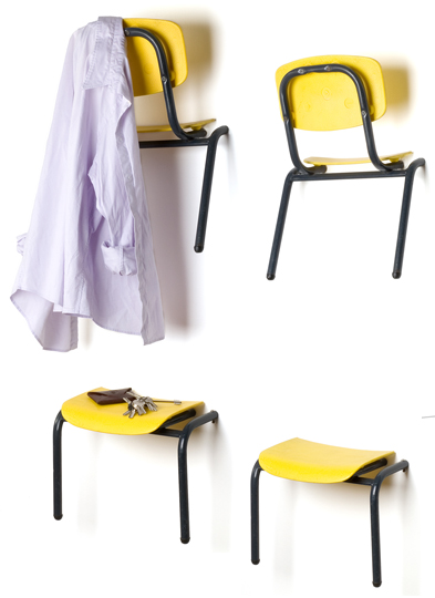 Recycled Industrial Design by Junktion