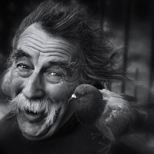 Amazing portraits by Vaggelis Fragiadakis