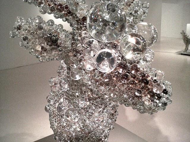 Sculptures by Kohei Nawa
