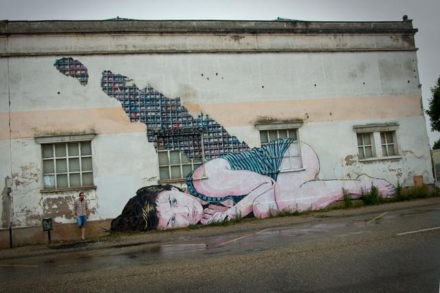 Street Art by Jana+JS