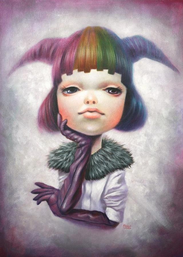Paintings by Yosuke Ueno