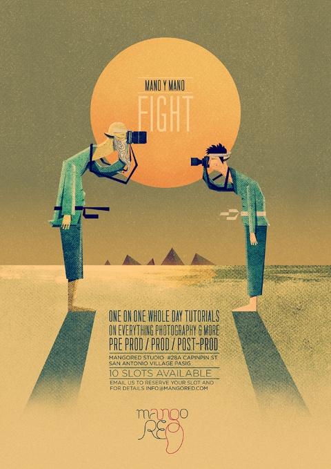 Posters by Dan Matutina